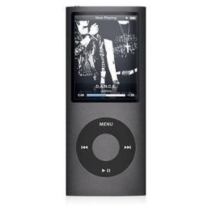 4th Generation Apple iPod Nano Black