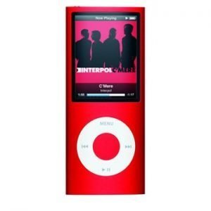 4th Generation Apple iPod Nano Red