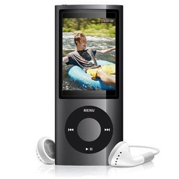 Apple Ipod Nano 5th Generation Black The Isuperstore
