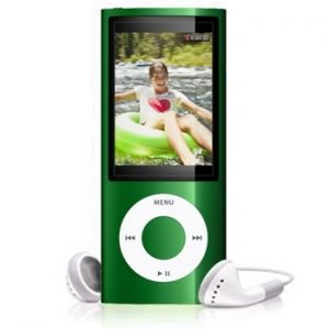 Apple iPod Nano 5th Generation Green