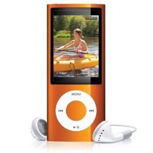 Apple iPod Nano 5th Generation Orange