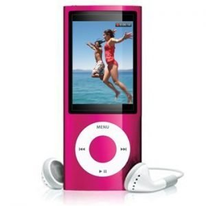 Apple iPod Nano 5th Generation Pink
