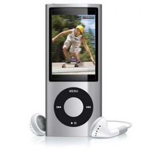 Apple iPod Nano 5th Generation Silver