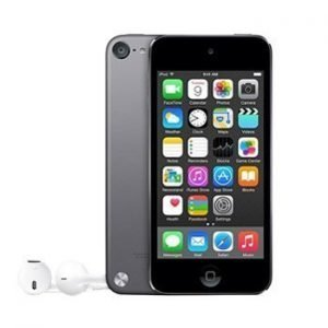Apple iPod Touch 6th Generation 32GB Space Gray, Warranty Good until June 2020
