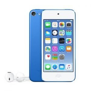 Apple iPod Touch 6th Generation 128GB Blue Very Good , in Plain White Box