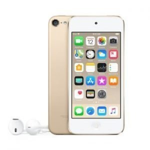 Apple iPod Touch 6th Generation 32GB Gold, Like New in Apple Retail Box