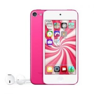 Apple iPod Touch 6th Generation 128GB Pink, Like New in Plain White Box