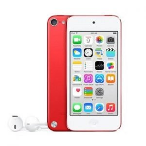 Apple iPod Touch 6th Generation 32GB Red, Like New Condition in Plain White Box