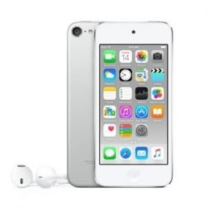 Apple iPod Touch 6th Generation 16GB White/Silver, Like New in Apple Retail Box