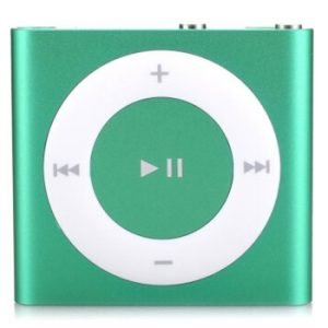 4th Generation 2GB Shuffle Dark Green, Like New in Apple Retail Box