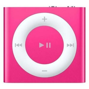 4th Generation 2GB Shuffle Hot Pink, Like New in Apple Retail Box