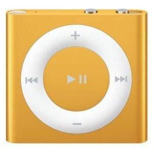 4th Generation 2GB Shuffle Orange, Like New in Apple Retail Box