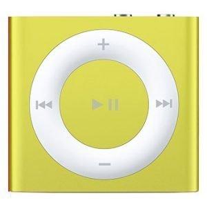 4th Generation 2GB Shuffle Yellow, Like New in Apple Retail Box